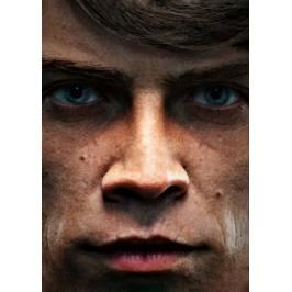 Face It! Star Wars Gwiezdne Wojny - Luke Skywalker - plakat