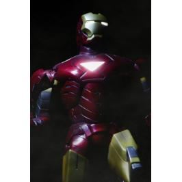 Iron Man 2 Mark VI - plakat