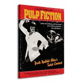 Pulp Fiction (Twist Contest) - Obraz na płótnie