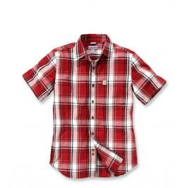 Koszula Carhartt Slim Fit Plaid Shirt S/S