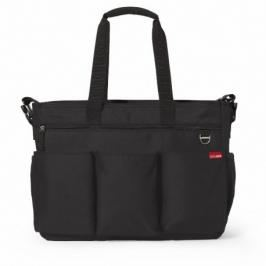 Skip Hop - Torba Double Signature Black